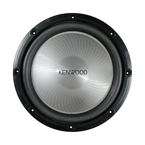 "Kenwood 12"" SubwooferDual Voice Coil 1000W Max Power"