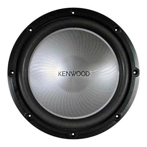"Kenwood 12"" Subwoofer 1000W Max Power"