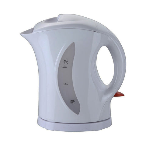 Brentwood 7 Cup Cordless Plastic Tea Kettle (White)