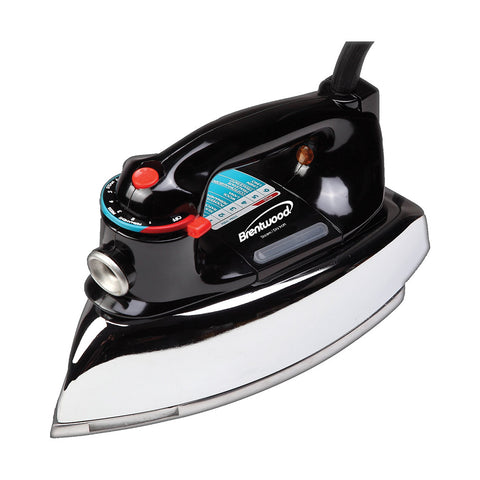 Brentwood Classic Steam/Dry Iron (Black)