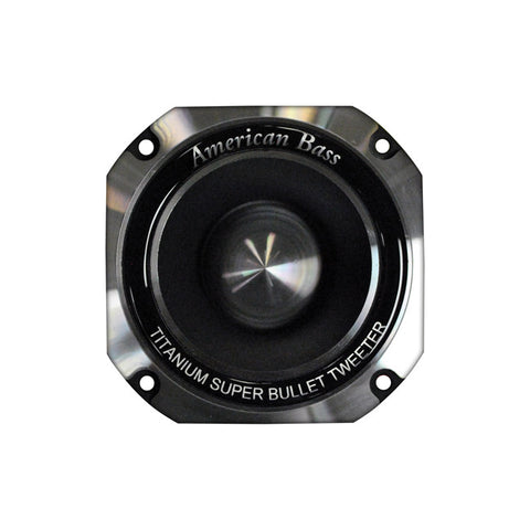 "American Bass 1.75"" Compression Tweeter 4Ohm 200W Max Sold each"