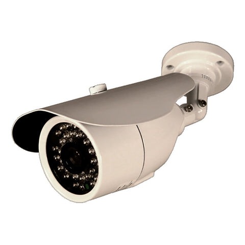 "Security Labs 1/3"" CMOS Weatherproof camera w/IR cut filter 3.6mm lens (30) Infared LED's"
