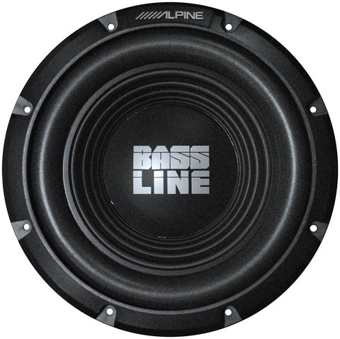 "Alpine 10"" Woofer 4 Ohm SVC 750W Max"