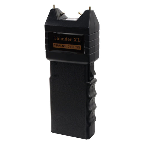 100000 Volt Stun Gun Halogen Lite Safety Switch