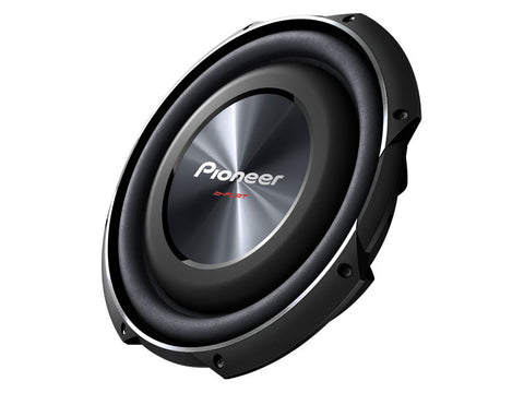 "Pioneer 12"" Shallow Mount Woofer 1500W Max SVC 4 Ohm"