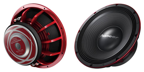 "Pioneer 12"" Pro Series Subwoofer wih Dual 4 Voice Coil 1500W Max"