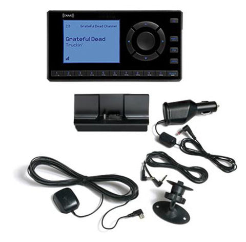 Audiovox SiriusXM Satelite Radio Receiver with Car Kit