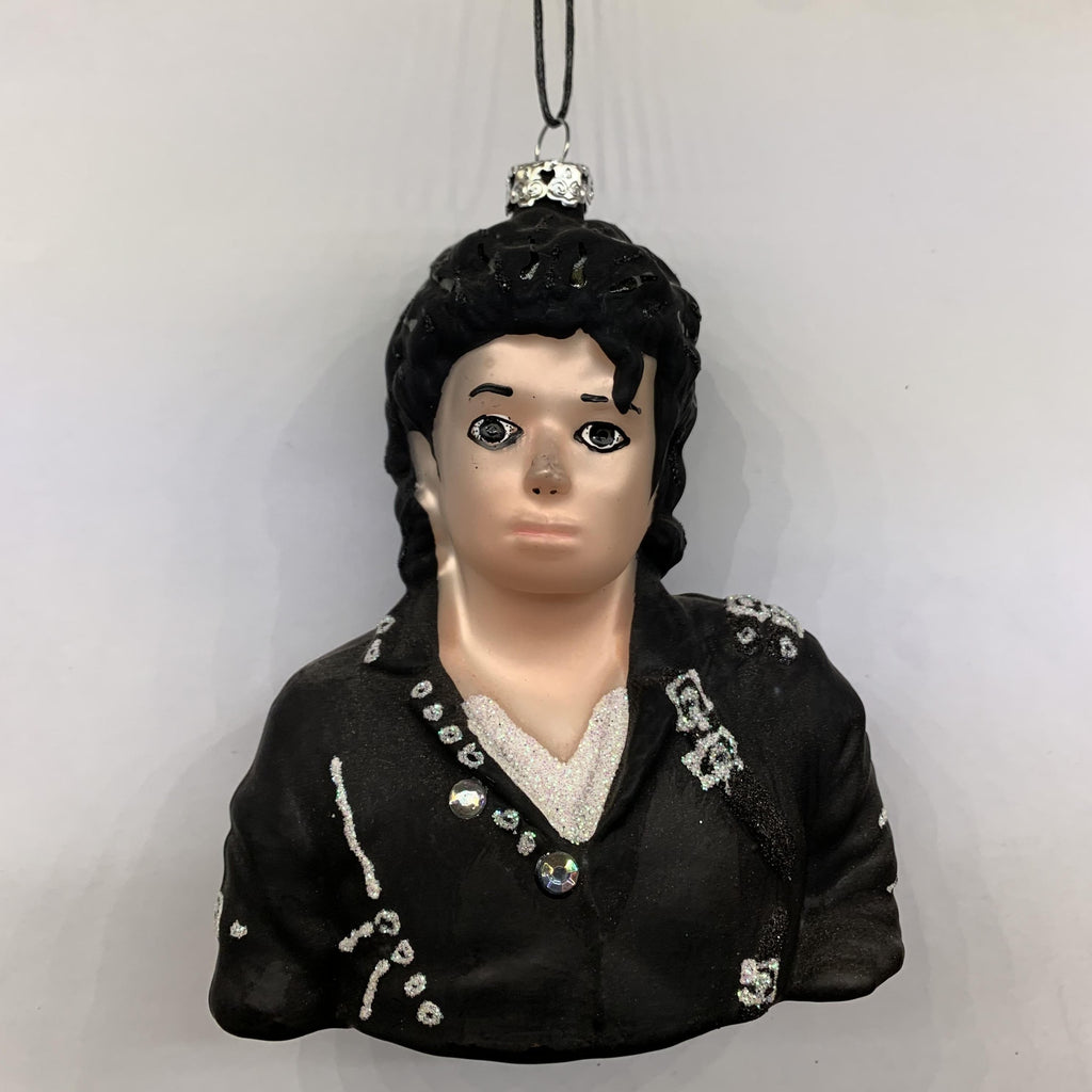 Michael Jackson Ornament