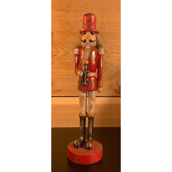 Clarinet Player Nutcracker