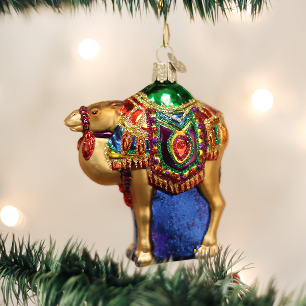 Old World Christmas Magi's Camel Ornament