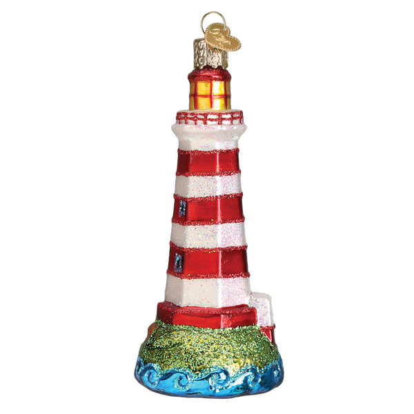 Old World Christmas Sambro Lighthouse Ornament