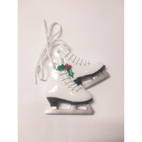 Skating Ornaments