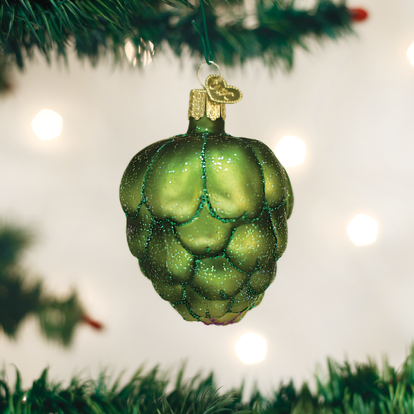 Old World Christmas Artichoke Ornament