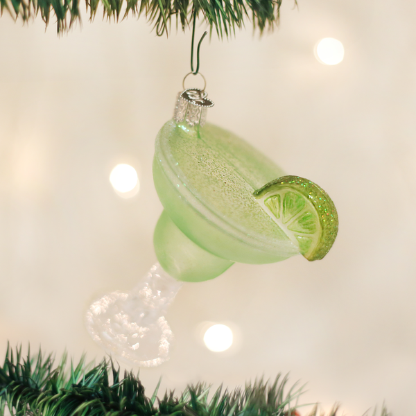 Old World Christmas Margarita Ornament