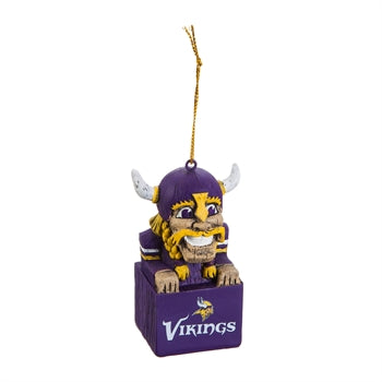 Minnesota Vikings Mascot Ornament