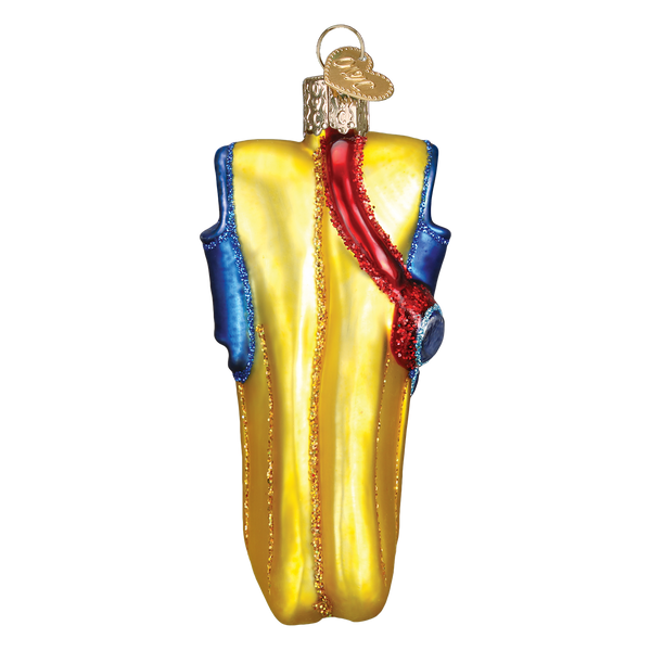 Old World Christmas Swim Flippers Ornament