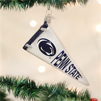 Penn State Glass Pennant