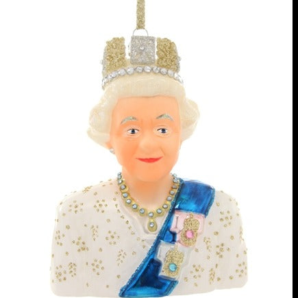 Queen Elizabeth Ornament