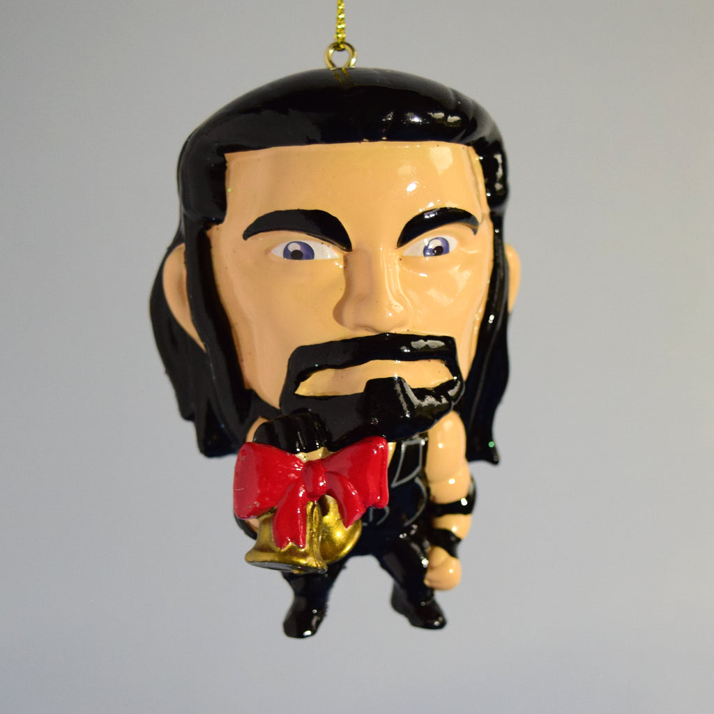 Festive Roman Reigns Ornament