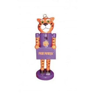 Clemson Nutcracker Ornament