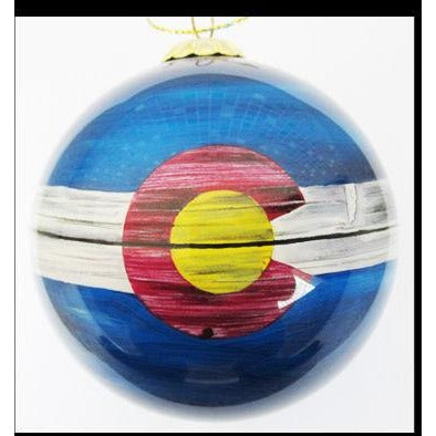 Colorado Ornament Ball