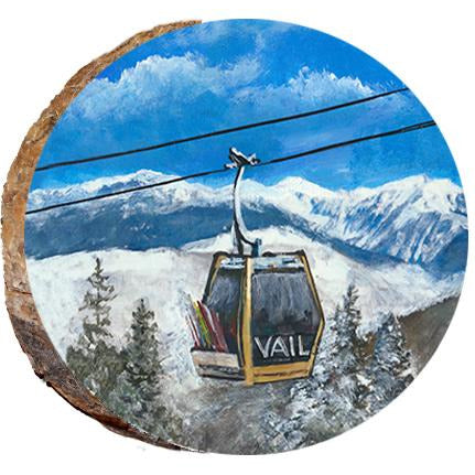 Gondola at Vail Colorado