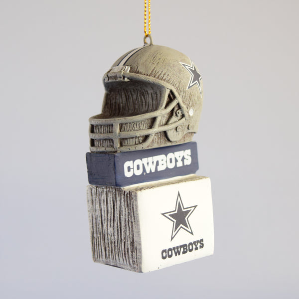 Dallas Cowboys Mascot Ornament