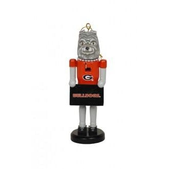 Georgia Nutcracker Ornament