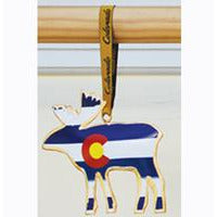 Colorado Metal Moose