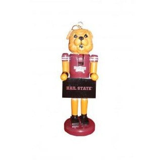 Mississippi State Nutcracker Ornament