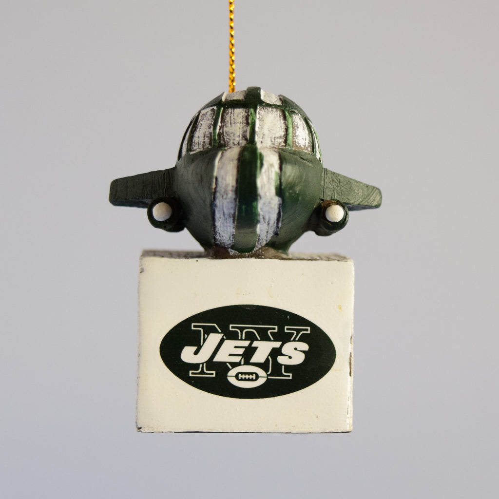 New York Jets Mascot Ornament
