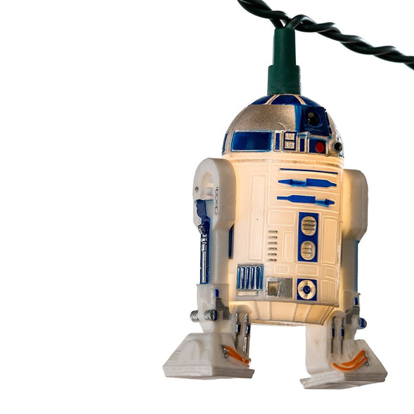 Star Wars R2D2 Lights