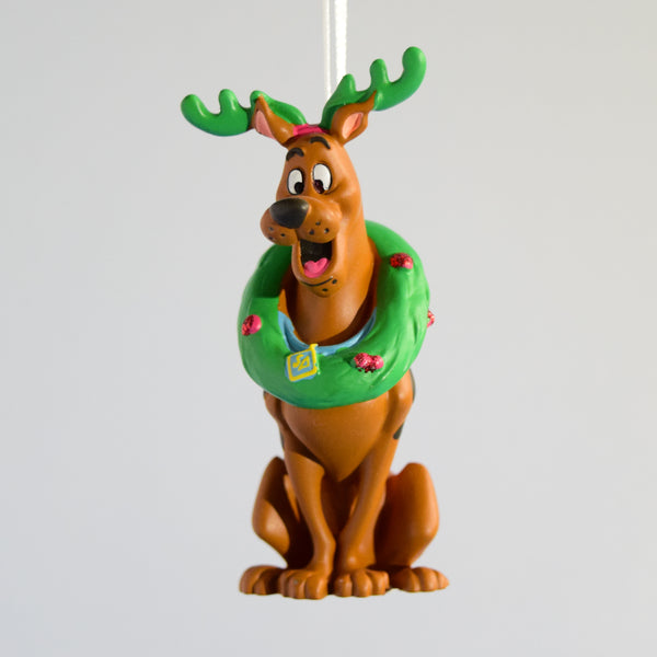 Festive Scooby-Doo Ornament