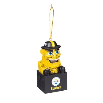 Pittsburgh Steelers Mascot Ornament