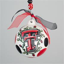 Texas Tech Porcelain Ball