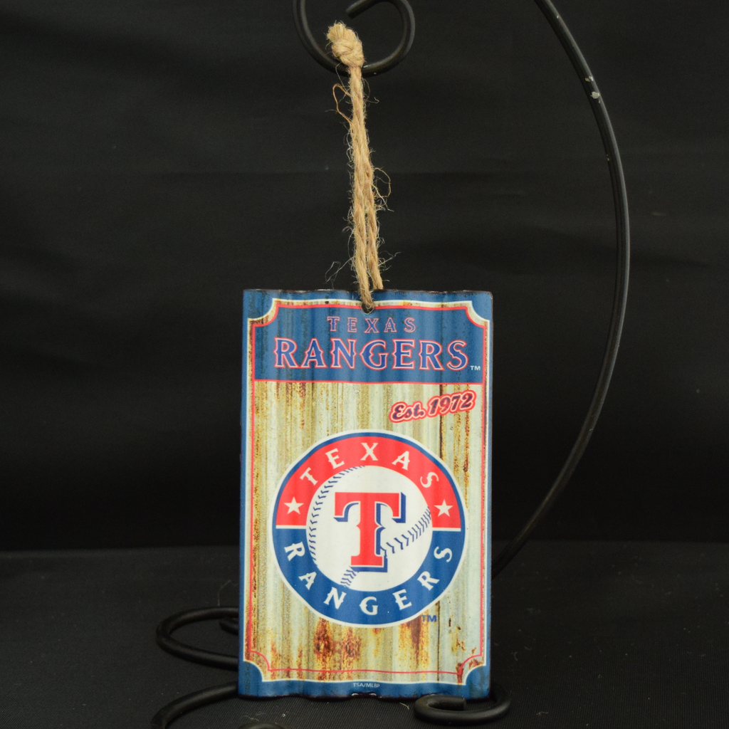 Texas Rangers Ornament