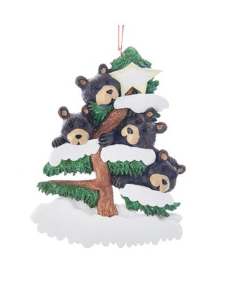 4 Bears in a Tree