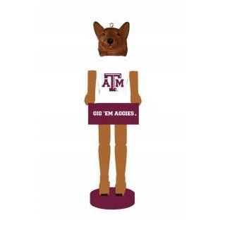Texas A & M Nutcracker Ornament