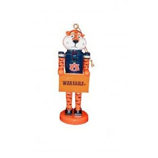 Auburn Nutcracker Ornament