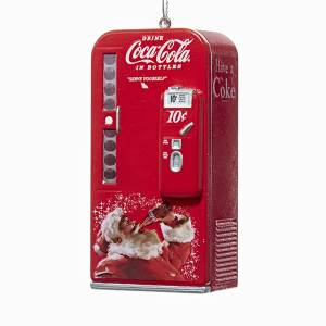 Retro Coca-Cola Machine