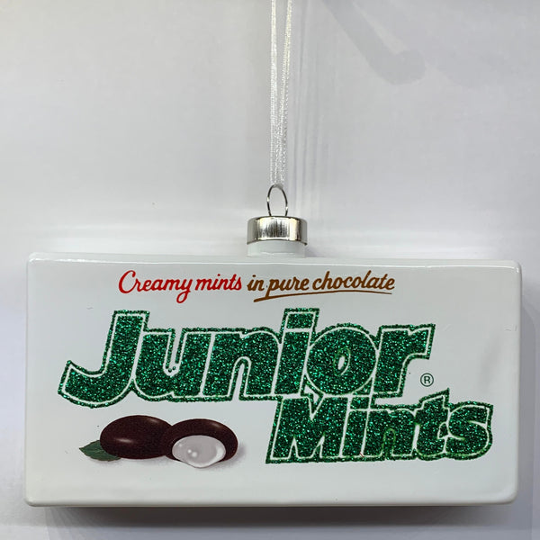 Junior Mints Ornament