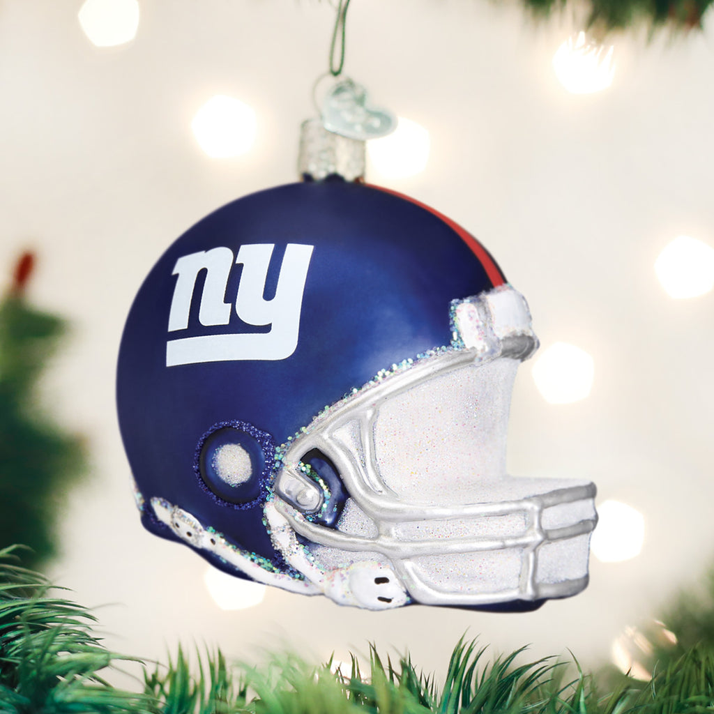 New York Giants Helmet