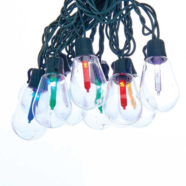 Multicolor Old Fashion Light Set