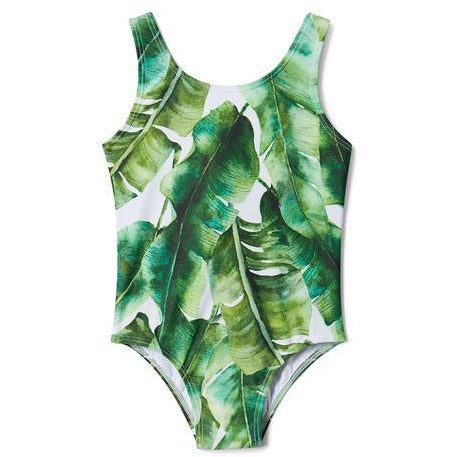 leafy swimsuit