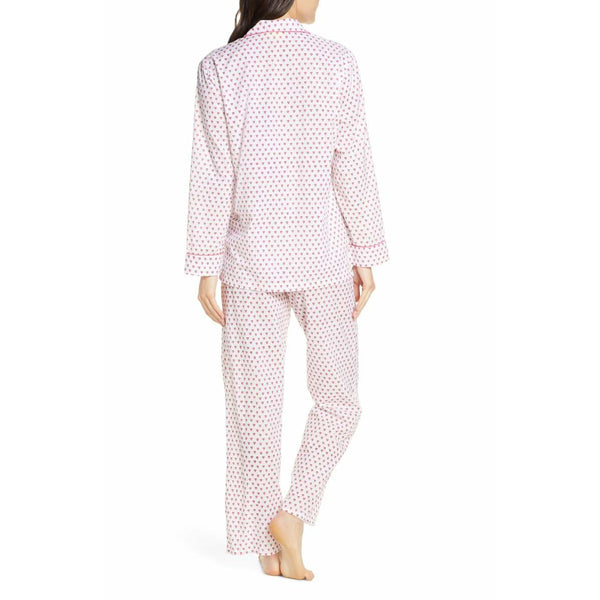 women's heart pajamas + roller rabbit