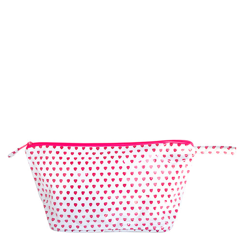 Roller Rabbit Hearts Toiletry Case