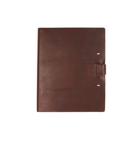 Trek Leather Notebook