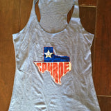 tank, tank top, tri-blend, athletic, conroe, texas, usa, american, tee, tee shirt,