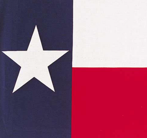 Texas Flag - Bandana