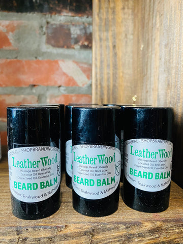 Branding Iron Signature Beard Balm [2 Scents]